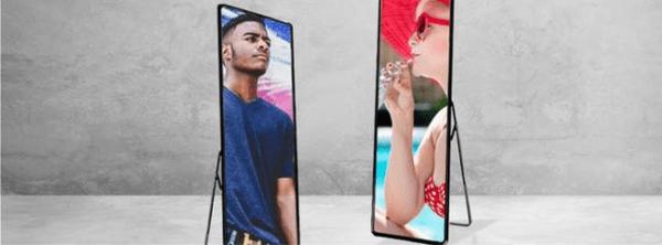 Magic mirror Led schermen