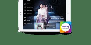 BenQ VR demokit
