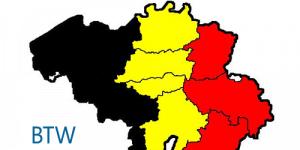 BTW aangeven in België